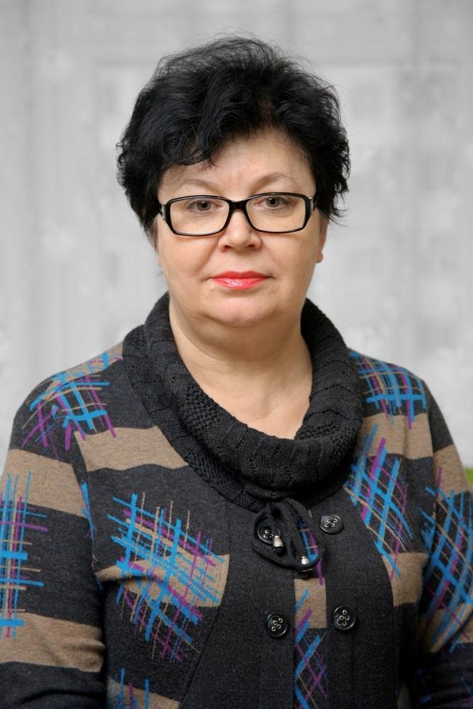 Штереверя Тетяна Олексіївна
