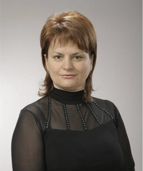Беник Ольга Никифорівна