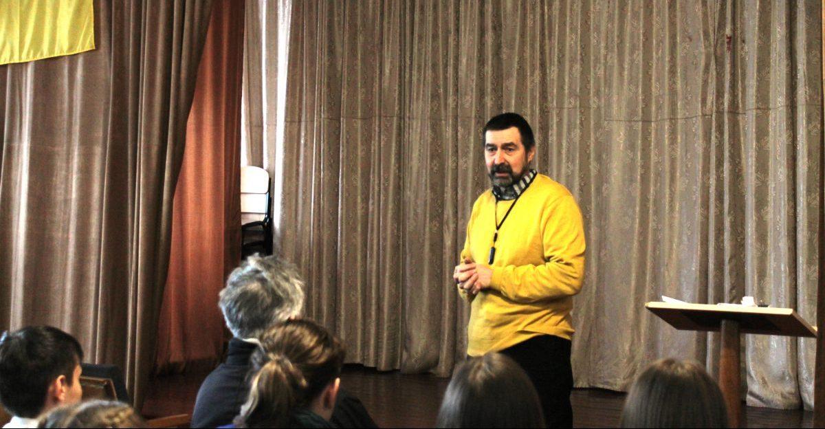 Презентація наукового збірника в БНВО «Ліцей – МАН»