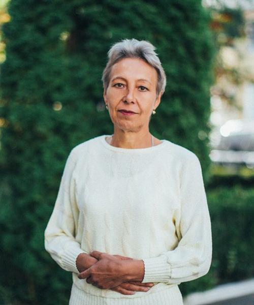 Лук'яненко Ольга Борисівна