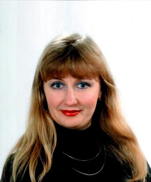 Познякова Світлана Василівна