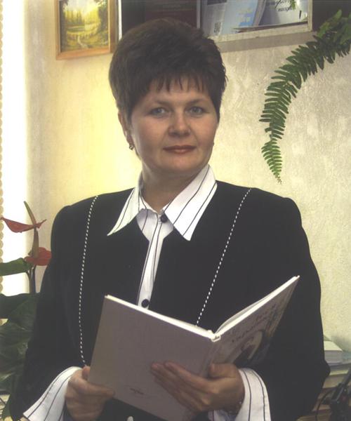 Замкова Людмила Петрівна
