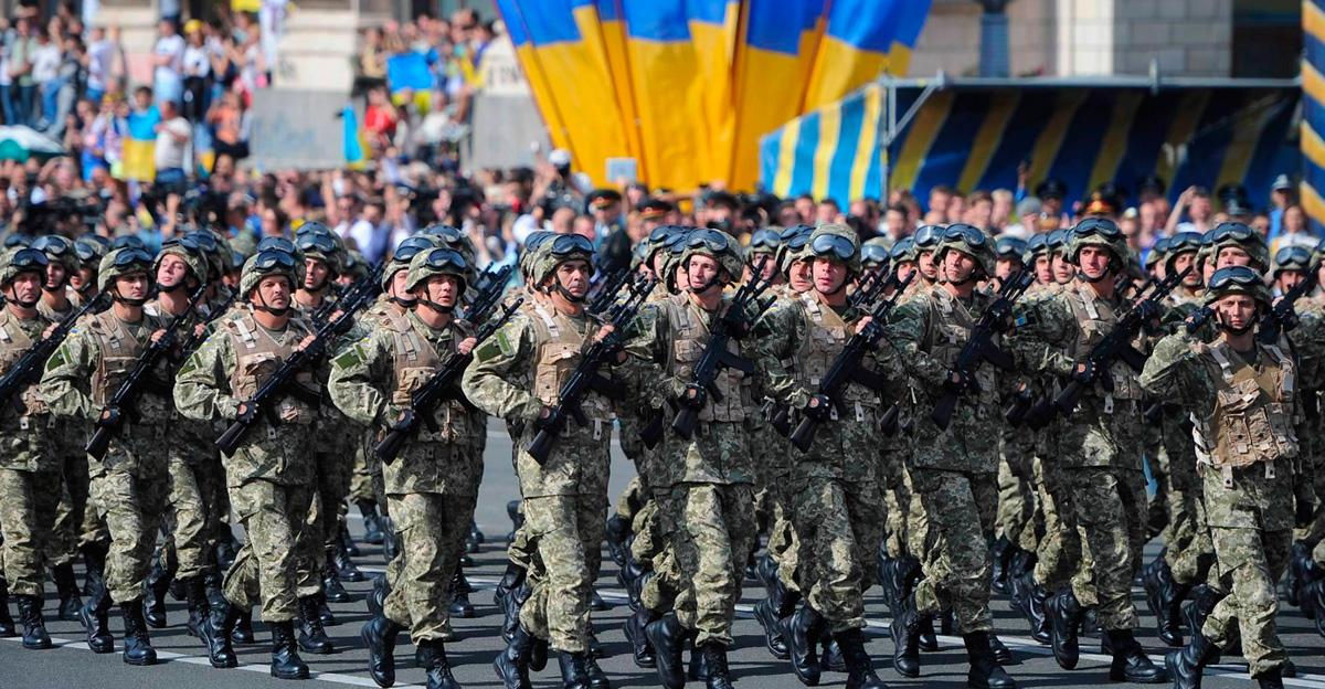 5 листопада 2017р. – відбудеться Парад воїнів АТО, бійців 72 бригади.