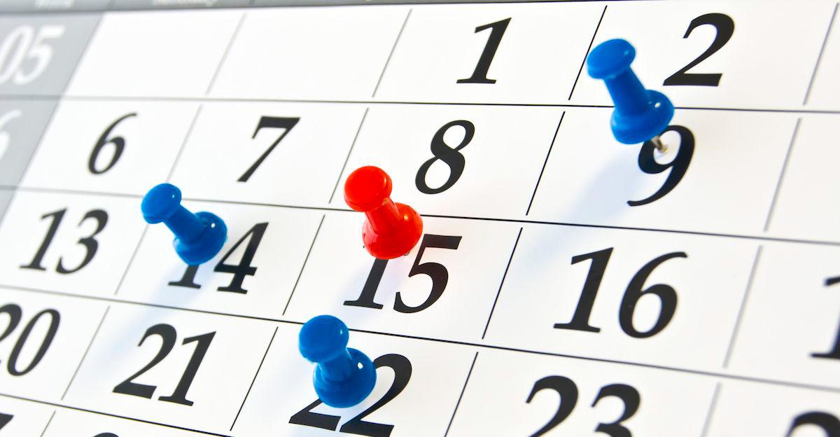 Основні знаменні й пам'ятні дати січня