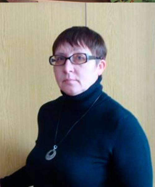 Романенко Світлана Іванівна